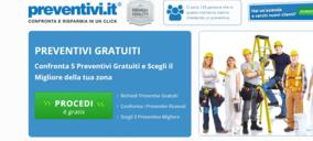 Habitissimo adquiere la plataforma italiana de reformas y reparaciones en el hogar Preventivi