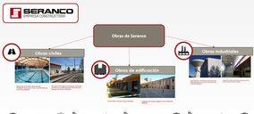 Seranco ejecuta obras por un importe superior a los 50 M€