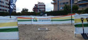 Arpada tiene en construcción más de 1.500 viviendas