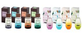 Iberfrasa elabora la nueva gama de perfumes de Carrefour