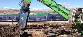 Santal pondrá en marcha nueva planta de residuos de construcción