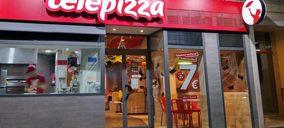Telepizza sigue avanzando en su proceso de cesión de locales propios a multifranquiciados