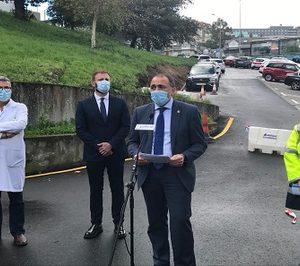 Galicia licita a final de año tres grandes proyectos de renovación de sus hospitales