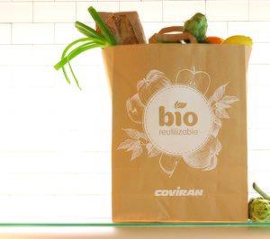 Covirán elimina las bolsas que no son biodegradables