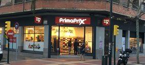Primaprix suma un 50% más de sala de venta en un año
