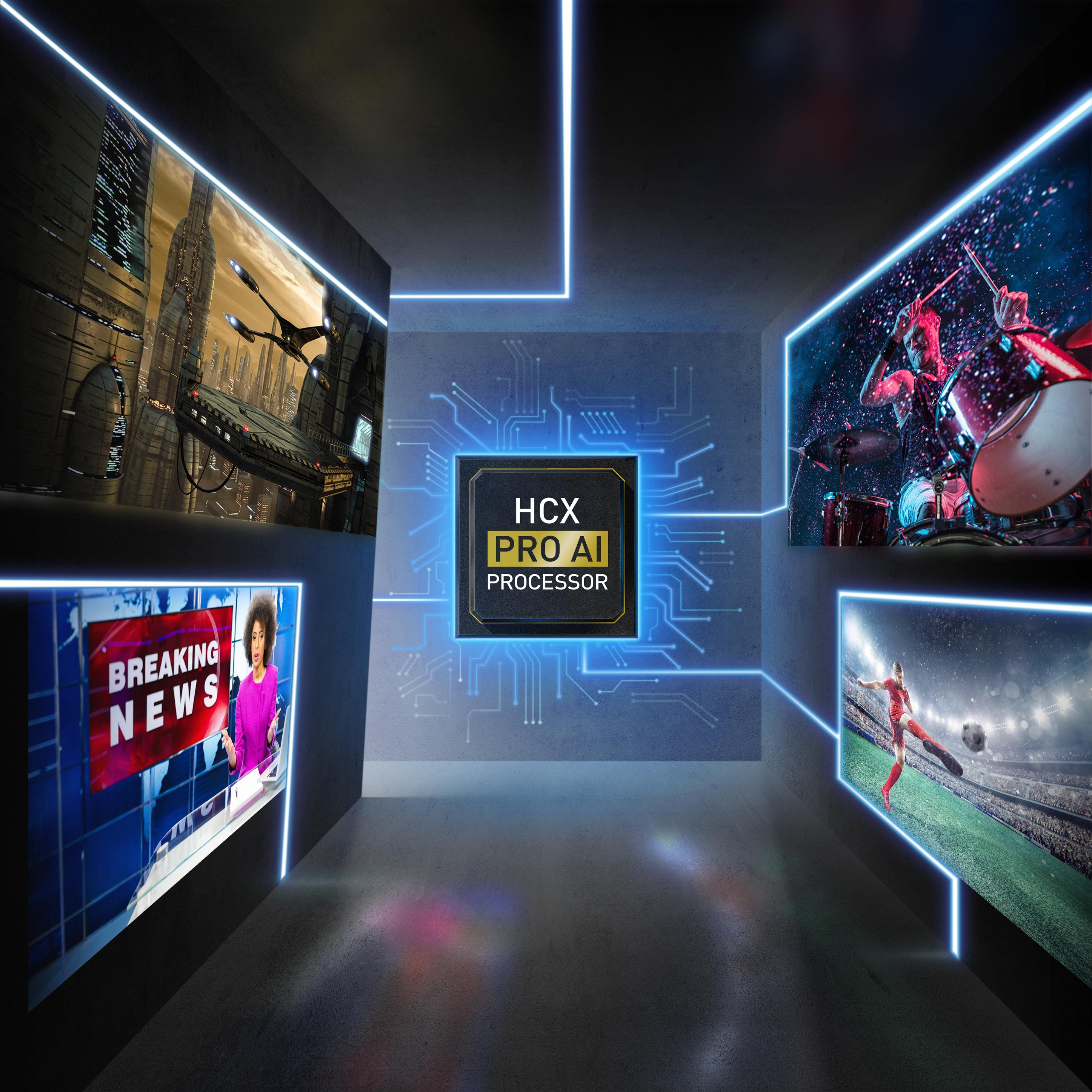 Panasonic lanza el televisor JZ2000, su buque insignia para 2021