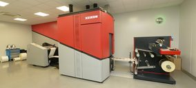 Interprint invierte en digital con Xeikon