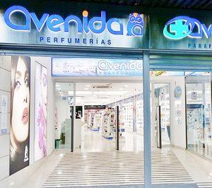 Perfumerías Avenida culmina su fusión y suma 2.000 m2 a su red de tiendas