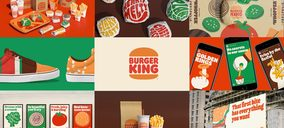 Burger King presenta su nueva identidad visual