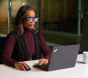 Lenovo presenta sus gafas inteligentes ThinkReality A3