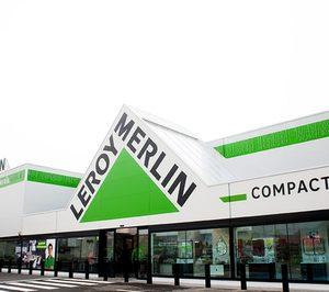 Leroy Merlin ultima la apertura de un nuevo establecimiento Compact
