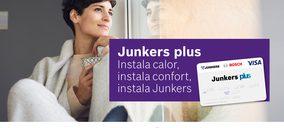 Junkers comienza 2021 premiando la instalación de sus calderas murales de condensación