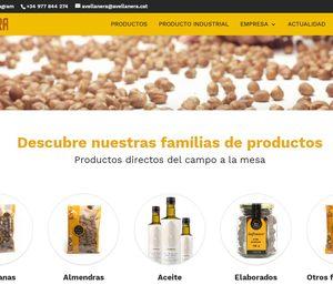 LAvellanera renueva su web para potenciar la venta online
