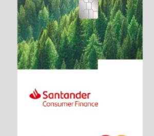 Santander Consumer lanza la tarjeta de crédito ecológica ECO comercializada en establecimientos de Fece