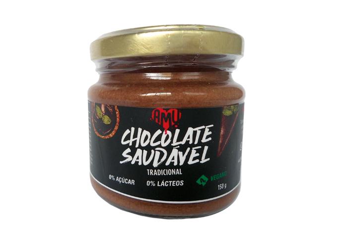 Crema de cacao Chocolate Saudável Tradicional Amu (11)