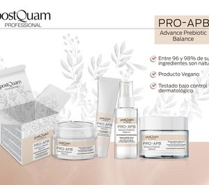 PostQuam lanza una línea facial con ingredientes que actúan como prebióticos