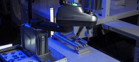 Omron lanza su nueva generación de robots de la serie Scara para trabajos ligeros