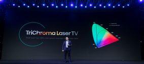 Hisense lanza TriChroma Laser TV