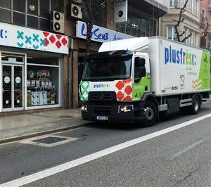 PlusFrésc y Bosch Portillo abren su flota urbana a la tecnología de gas natural