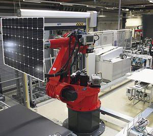 Exiom proyecta una segunda planta de paneles fotovoltaicos en China