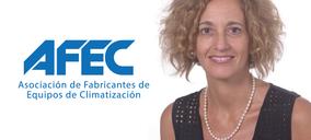 Marta San Román se incorpora a AFEC como directora adjunta