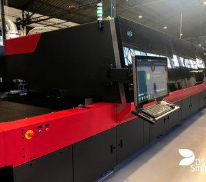 DS Smith instala su cuarto equipo de impresión digital en Iberia