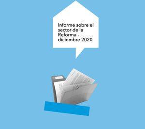 Las solicitudes de reformas en el hogar aumentaron un 10% en diciembre