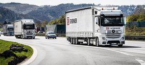 DB Schenker suspende temporalmente sus servicios a Reino Unido