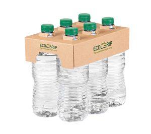 Hinojosa lanza Ecogrip, una alternativa sostenible para los packs de botellas