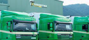 Transportes Tresserras se reestructura en varios planos