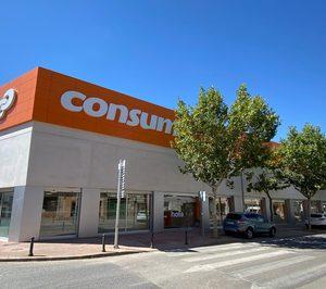 Consum supera la barrera de los 600.000 m2 tras un nuevo año de crecimiento