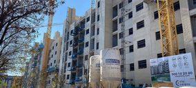 La constructora de Vía Célere tiene en ejecución las obras de más de 1.000 viviendas