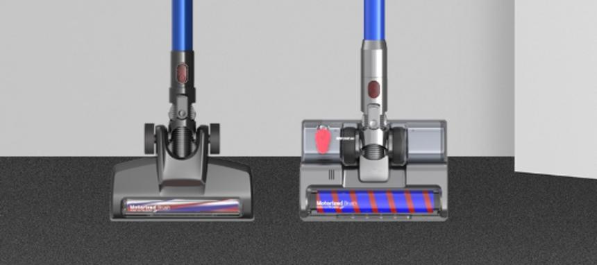 Hyundai Electrodomésticos presenta dos modelos de aspiradores escoba