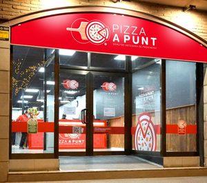 Pizza A Punt aprovecha su focalización en delivery para crecer con siete locales antes del verano