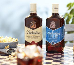 Pernod Ricard explora nuevas vías de crecimiento con la versión light de Ballantines y Beefeater