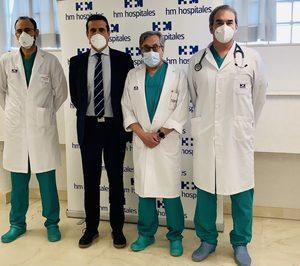 HM Hospitales realiza las primeras lobectomías uniportales en un centro privado de la Comunidad de Madrid