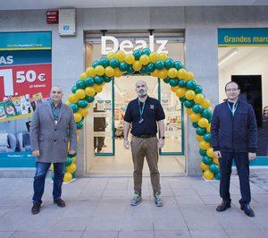 Dealz inicia en Vitoria sus aperturas de 2021