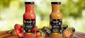 La Palma entra en V gama con gazpacho y crema de verduras 'Cherrymole'
