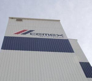 Cemex invertirá 4 M en cuatro plantas de mortero en España