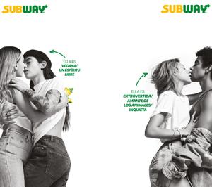 Subway amplía su oferta vegana