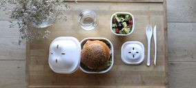 Cookplay presenta Eko Burger Set, una solución biodegradable para el delivery