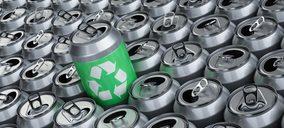 El aluminio, preparado para alcanzar ya el 60% de tasa de reciclado