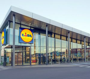 Lidl mantendrá en una treintena de aperturas netas su ritmo expansivo en 2021 tras cerrar 2020 con 624 tiendas