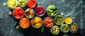 Informe 2021 del sector de conservas vegetales en España