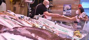 Desciende el consumo de pescado fresco en los hogares