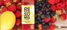 Los nuevos zumos Pressumia abordan la entrada en retail y horeca