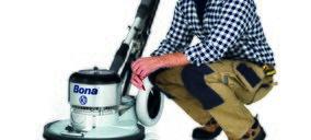Bona presenta su herramienta ergonómica para el lijado de los suelos de madera