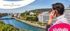 Hoteles Silken se alía con Civitatis para añadir valor al viaje de sus clientes