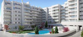 FCC construye 967 viviendas y suma 374 M de obras de edificación en España