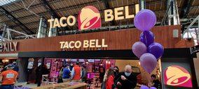 Taco Bell entra en el C.C. Príncipe Pío en sustitución de otra marca